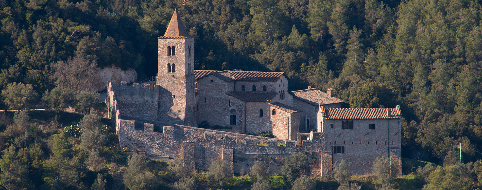 t4 the path of the franciscan proto martyrs terni umbria abbazia di san cassiano